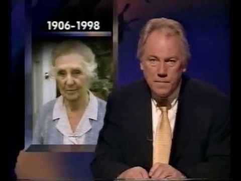 BBC News: Death of Joan Hickson (1998)