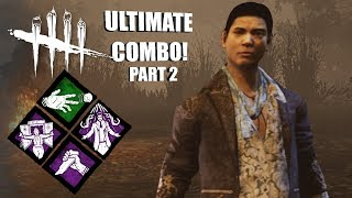 ULTIMATE COMBO! PT. 2 | Dead By Daylight LEGACY SURVIVOR GAMEPLAY