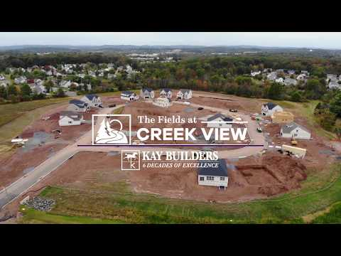 The Fields At Creek View By Kay Builders