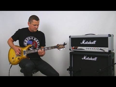 Marshall 2555X Silver Jubilee - Review