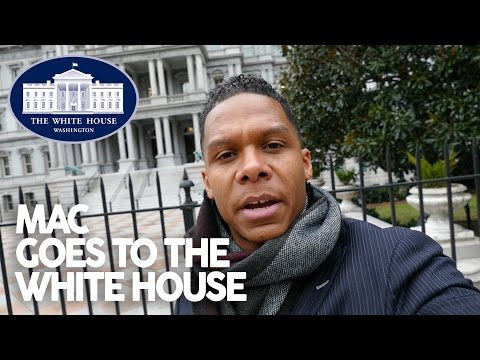Visiting The White House In Washington, DC