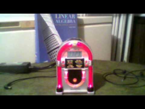 My Beatles Alarm Clock!