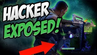 ★FORTNITE HACKER EXPOSED! - CHEATER CAUGHT GLITCHING UNDER THE MAP (Fortnite Battle Royale)
