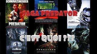 La Saga Predator c'est quoi?? VF
