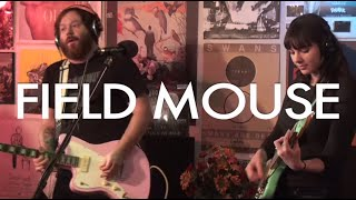 "Field Mouse- ""A Place You Return To In A Dream"" (Live on Radio K)"