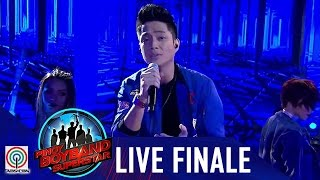 """Pinoy Boyband Superstar Grand Reveal: Ford Valencia - """"Without You"""""""