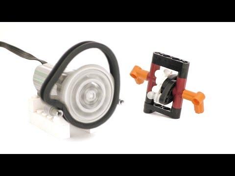 The Lego Levitating Transmission & Other Odd Lego Mechanisms - Lego Technic Mastery