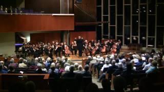 Haydn: Cello Concerto No. 2 - 1. Allegro moderato (first half)