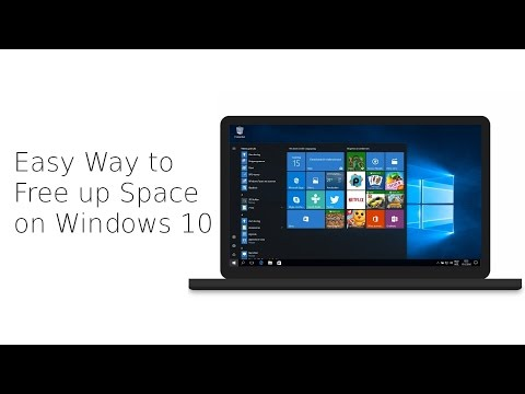 how to create disk space on windows 10