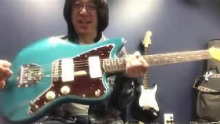 Can you play jazz? / Fender Jazzmaster American Original / TFGD#16