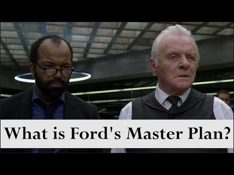 Westworld: What is Ford's Master Plan?