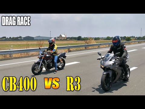 Yamaha R3 vs