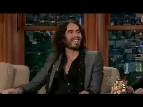 Russell Brand Greatest Interview Ever w/Craig Ferguson