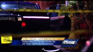 Poilce identify 34-year-old murder victim found shot in car