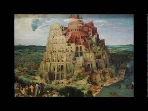Bruegel, Tower of Babel