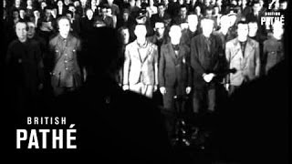 Trial Of The Butcher Of Lidice (1947)