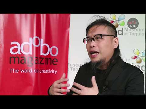 adoboLIVE! Kinetic Singapore Co-Founder and adobo Design Awards Asia 2018 judge Pann Lim