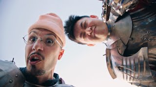Download bbno$ & Rich Brian - edamame (Official Video)