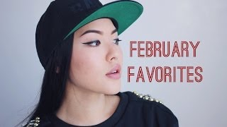 February 2014 Favorites Thumbnail