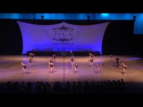 Santiago High School Dance Team- Contemporary