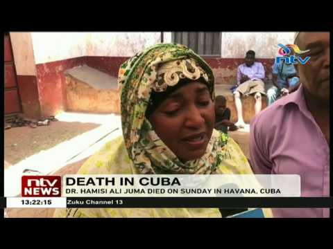 Likoni MP Mishi Mboko's brother commits suicide in Cuba