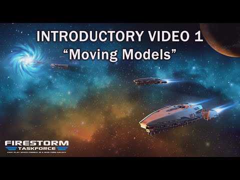 Taskforce Gameplay: Moving and Shooting