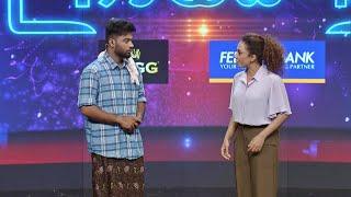 Nayika Nayakan l A challenging act by Dain Davis I Mazhavil Manorama