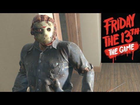 【実況】9ジェイソンの罠は秘密兵器【Friday the 13th: The Game】part67