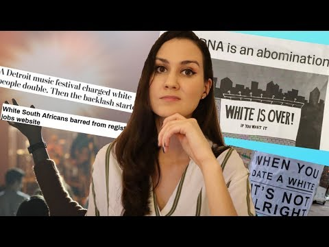 ENOUGH IS ENOUGH: Anti-white Discrimination Is ESCALATING