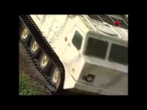 Гусеничный Вездеход ДТ-30 «Витязь»
