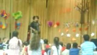Coz ( Auftritt in der Türkischen feier )  23. Nisan