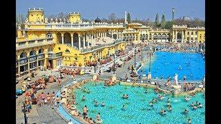Szechenyi Bath Budapest Hungary