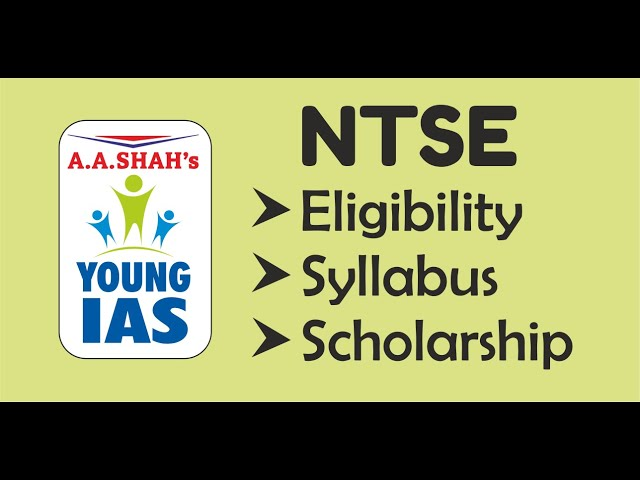 NTSE Eligibility, Syllabus, Scholarship | Tips To Crack NTSE Exam | Best Tips & Tricks