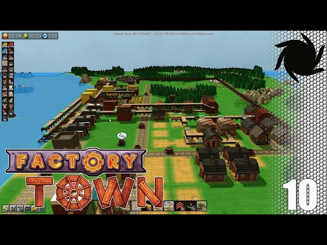 Factory Town - S02E10 - Reorganizing The Forges