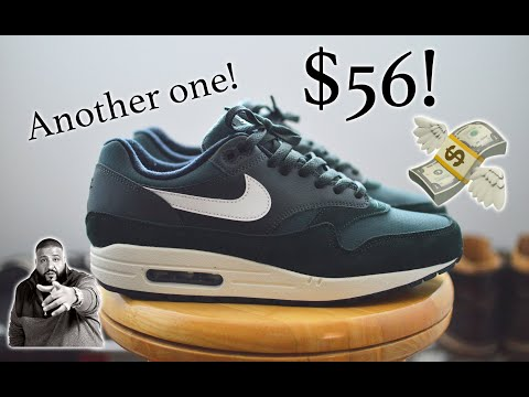 """nike-air-max-1-""""outdoor-green""""-review!-