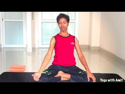 Yoga for Eyes - How to get Eyes better - Yoga with Amit