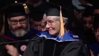 Marilyn Shuler, Doctor of Humane Letters