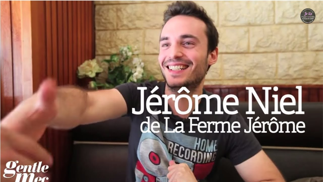 la ferme j r me j r me niel l 39 interview archive octobre 2011 by madmoizelle. Black Bedroom Furniture Sets. Home Design Ideas