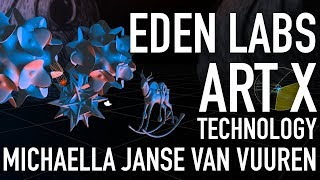 Friday Sessions - Art X Technology with Dr. Michaella Janse van Vuuren