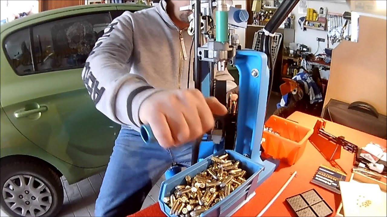 GSI Bullet Feeder System on Dillon XL 650 by Brassmen74