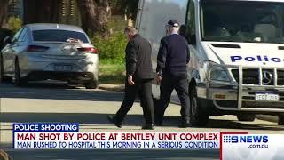 Police Shooting | 9 News Perth