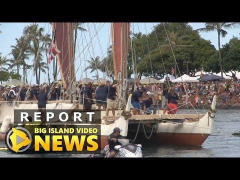 Mahalo Hawaii Voyage Coming To Big Island 2018 (Nov. 16, 2017)