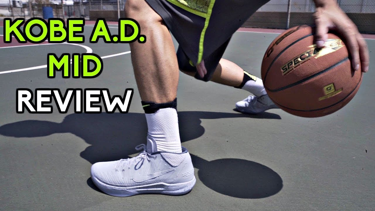 Nike Kobe A.D. (Mid) Performance Review