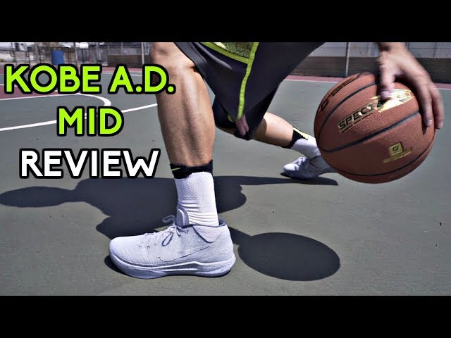 Nike Kobe A.D. (Mid) Performance Review!