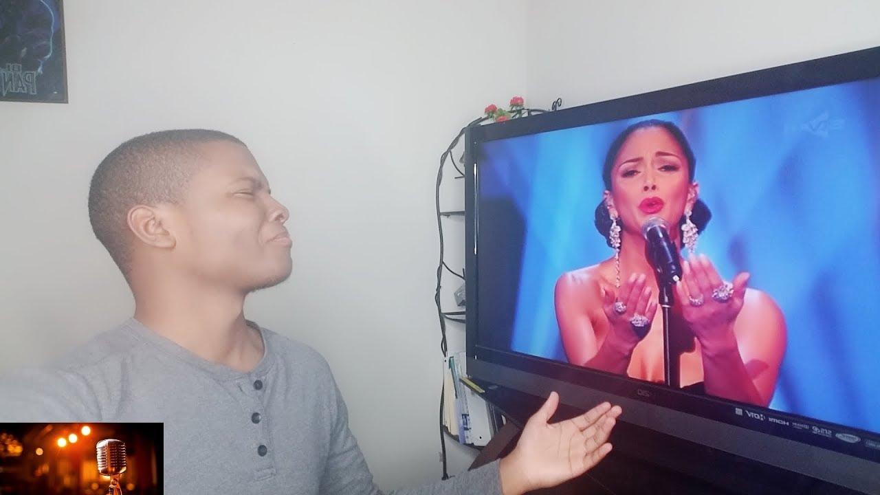Nicole Scherzinger - Dont Cry For Me Argentina