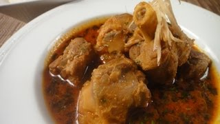 Delicious Punjabi Mutton Curry