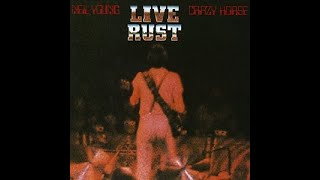 Neil Young & Crazy Horse - Tonights The Night (on vinyl)
