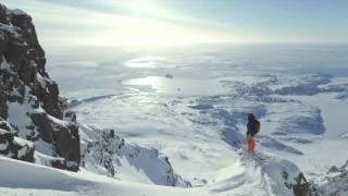 Greenland - Skiing the Inuit Land -  Directors cut