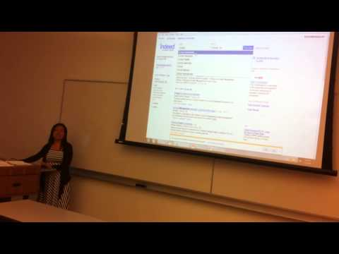 How to maximize your job search utilizing the Indeed job board by Flor Lopez