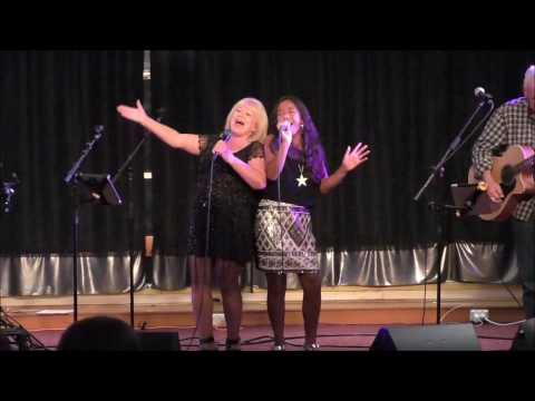 'River Deep Mountain High' sung by Suzanne Lynch and Janayah